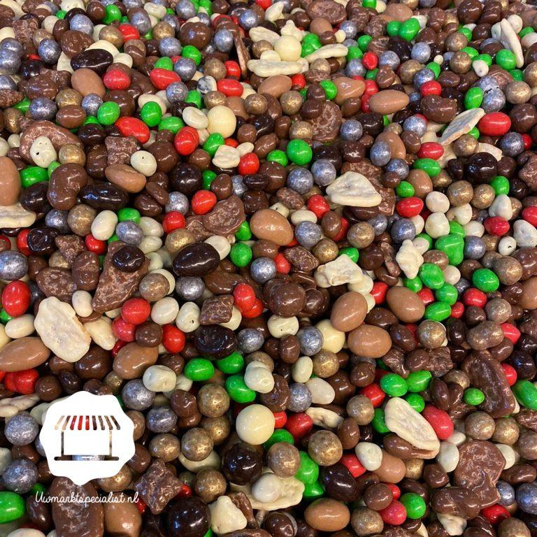 Chocolade kerstmix