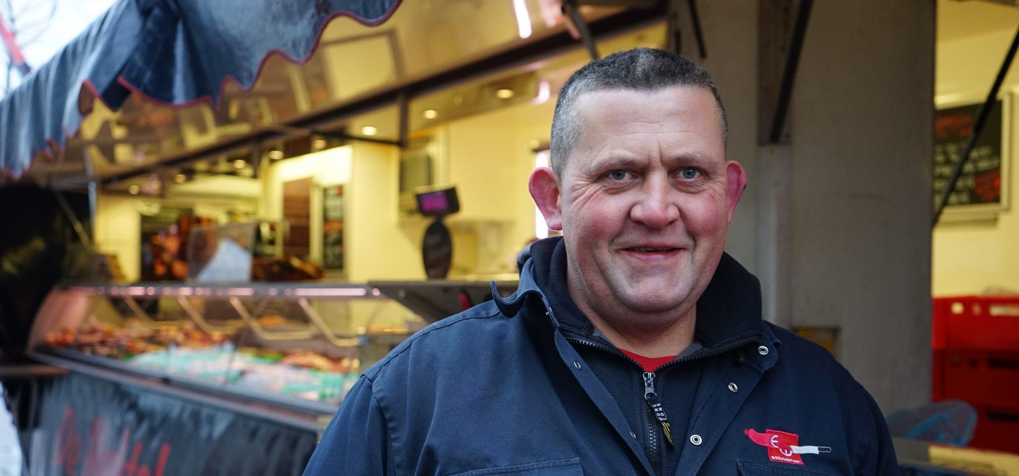 De Marktslager Eddy Wernsen