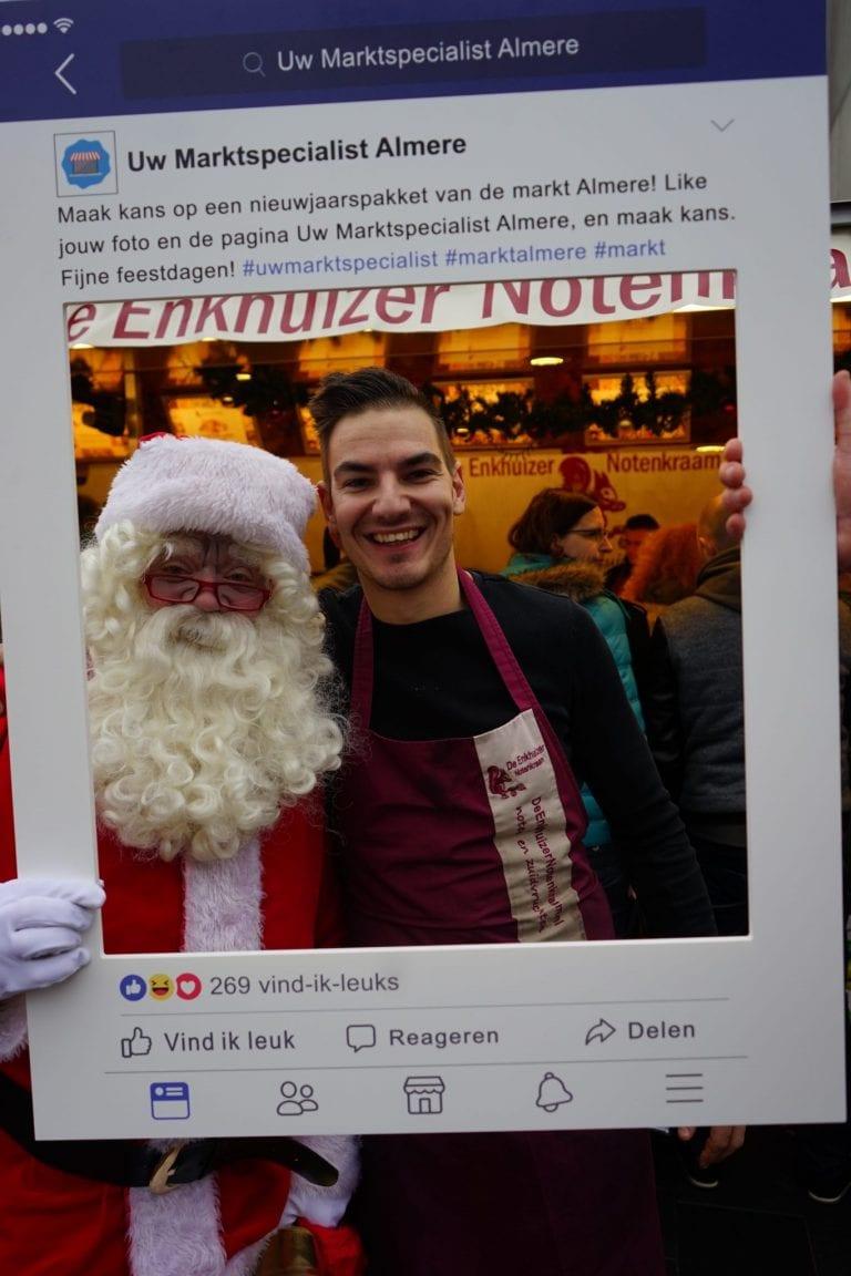 Kerstfoto's Almere, WIN een nieuwjaarspakket!