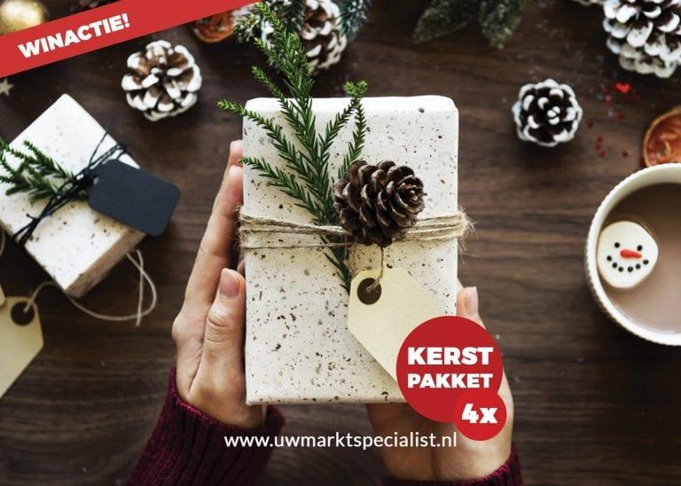 Kerstpakketten voorbereiden markten Almere