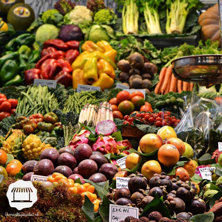 Bewaartips groente en fruit