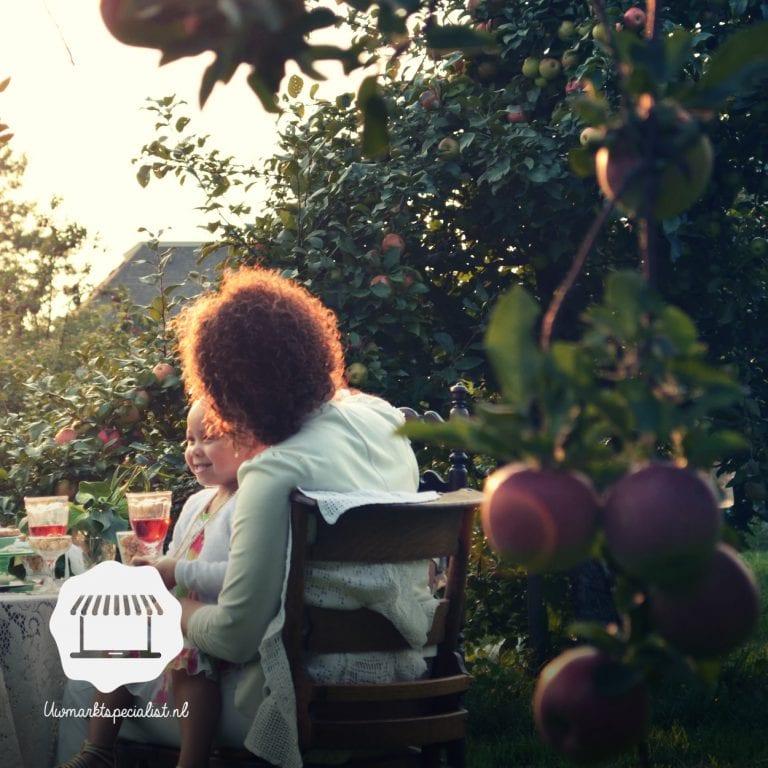 Nieuwe oogst: appels