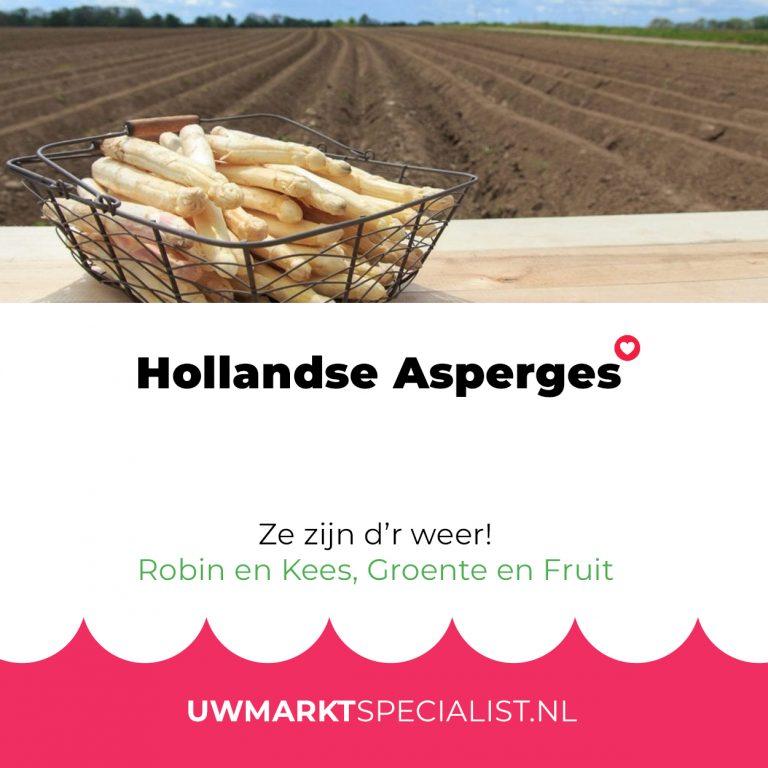 Hollandse Asperges