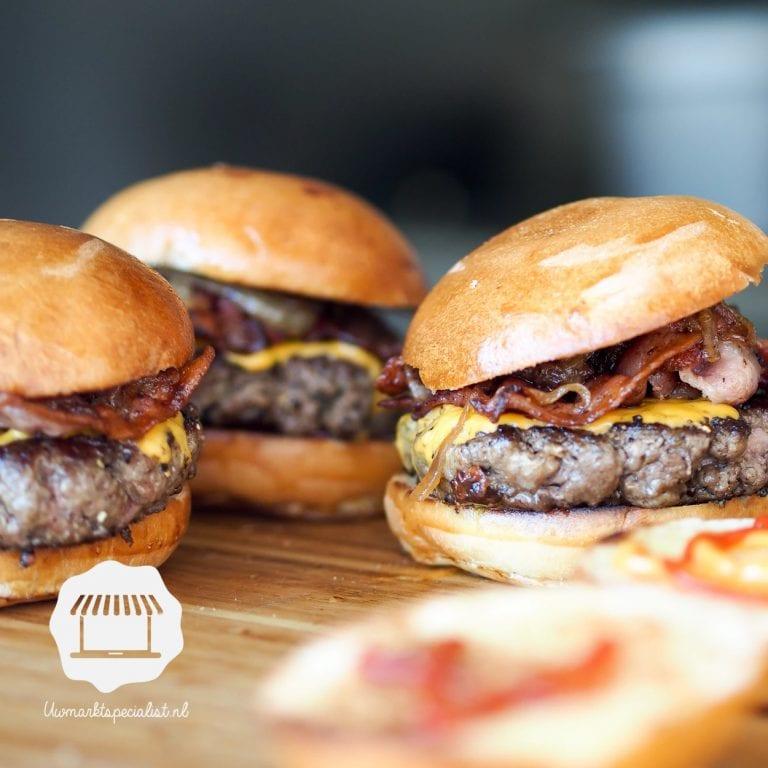 Internationale Dag van de Hamburger