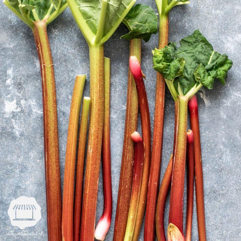 Rabarber | 5 heerlijke recepten
