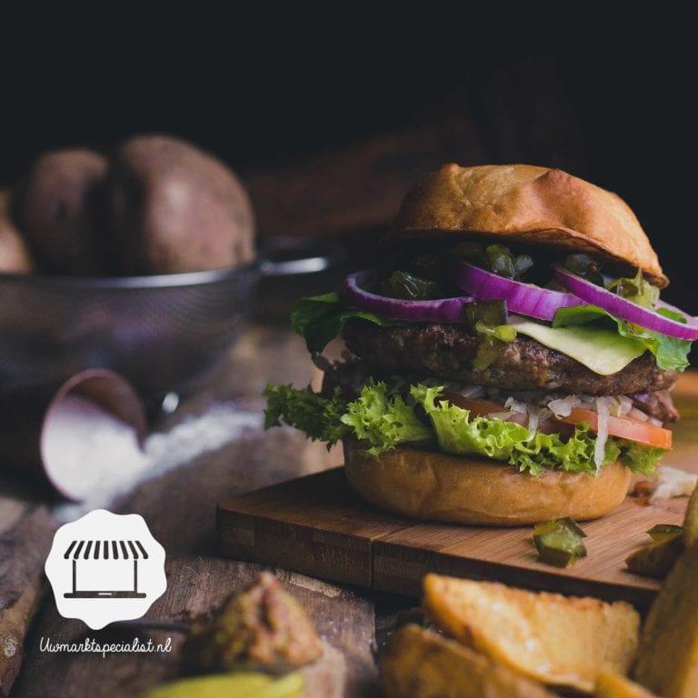 Wist jij dit van de hamburger?