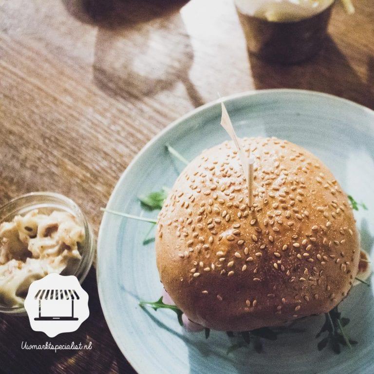 Hamspiratie; de lekkerste hamburger combi's