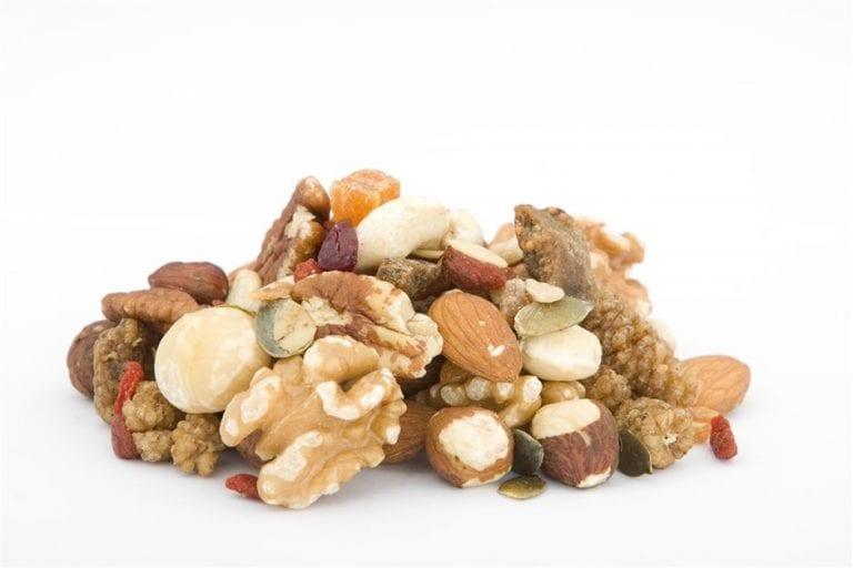 Multifit mix met noten