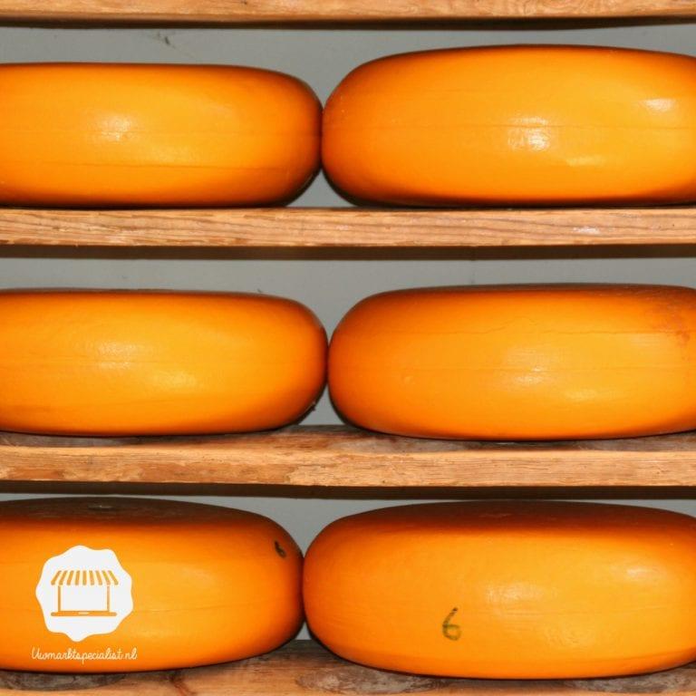 Heb je hier al kaas van gegeten?