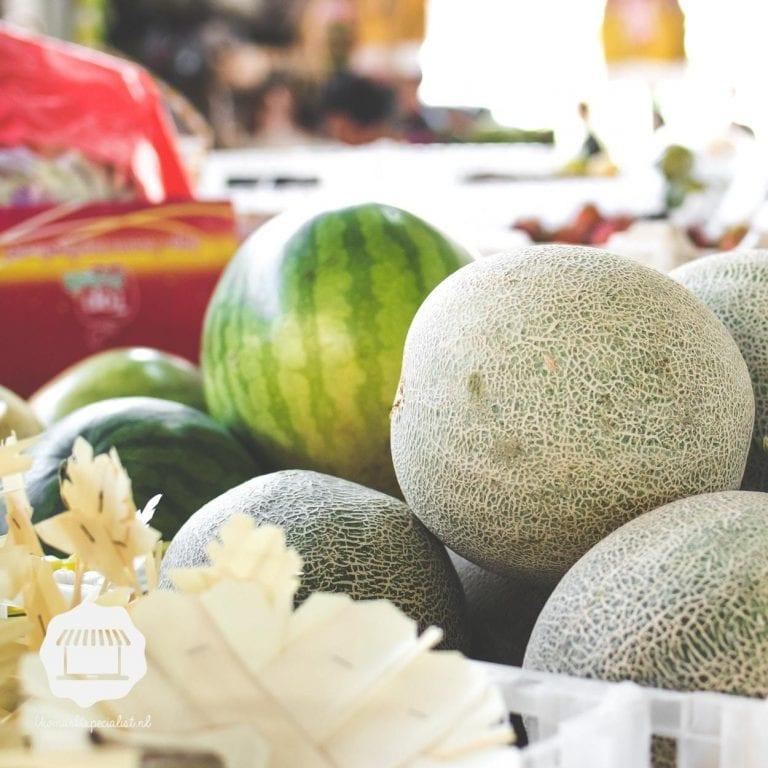 Zomerfruit om je tanden in te zetten: Meloen!