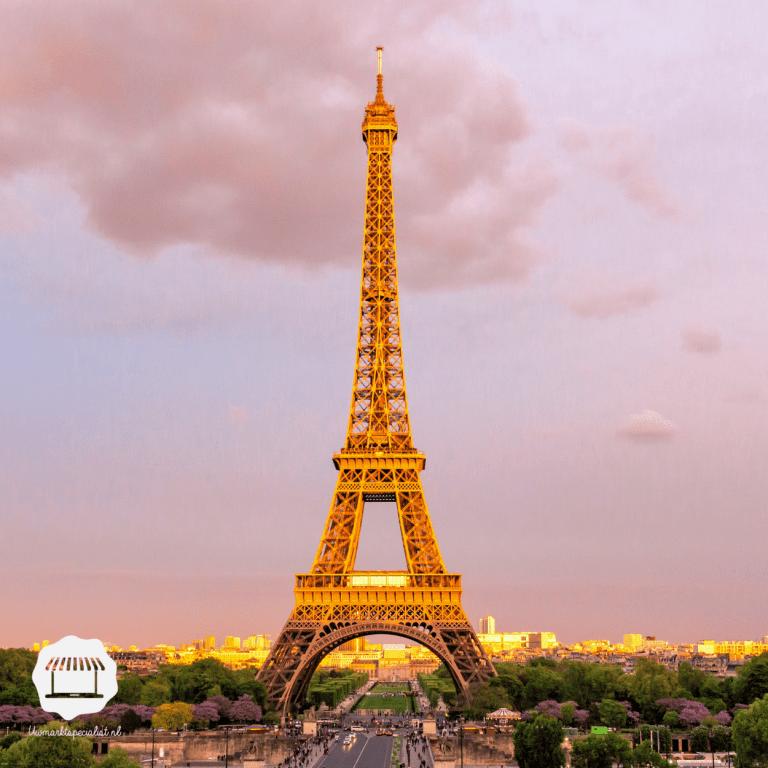 De wereld rond… Frankrijk!