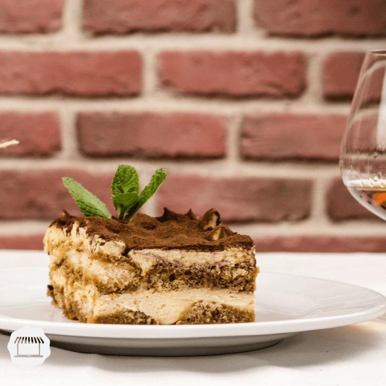 Italiaans dessert – Tiramisu
