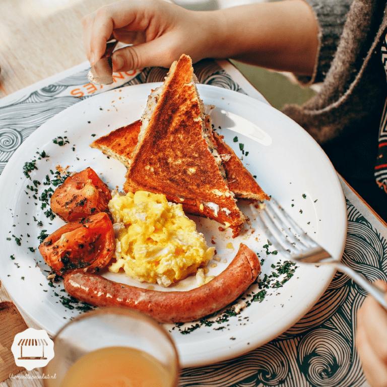 Een goed begin van de Britse dag – English Breakfast