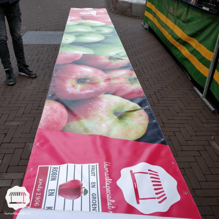 Nieuwe oogst Elstar appels