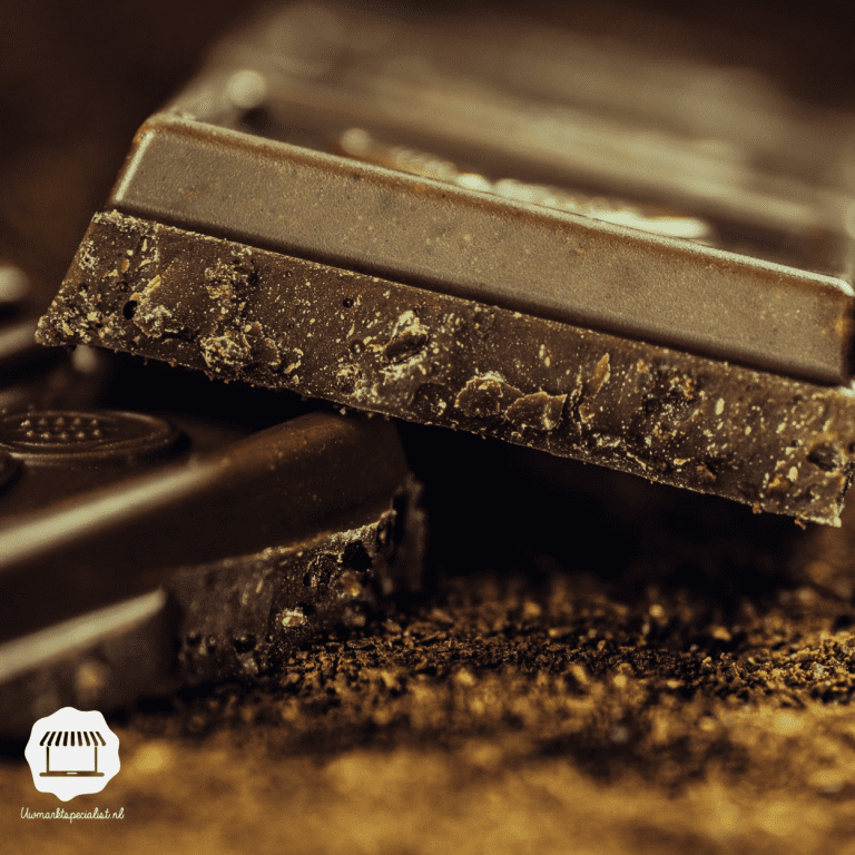De week van chocolade
