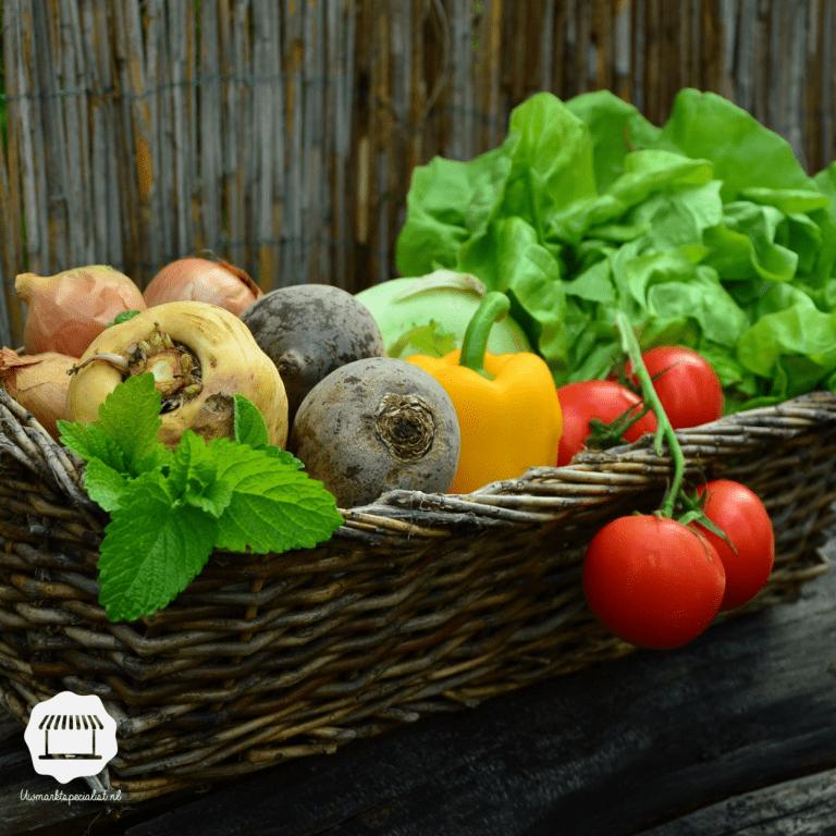 Hoe bio zijn biologische groenten?
