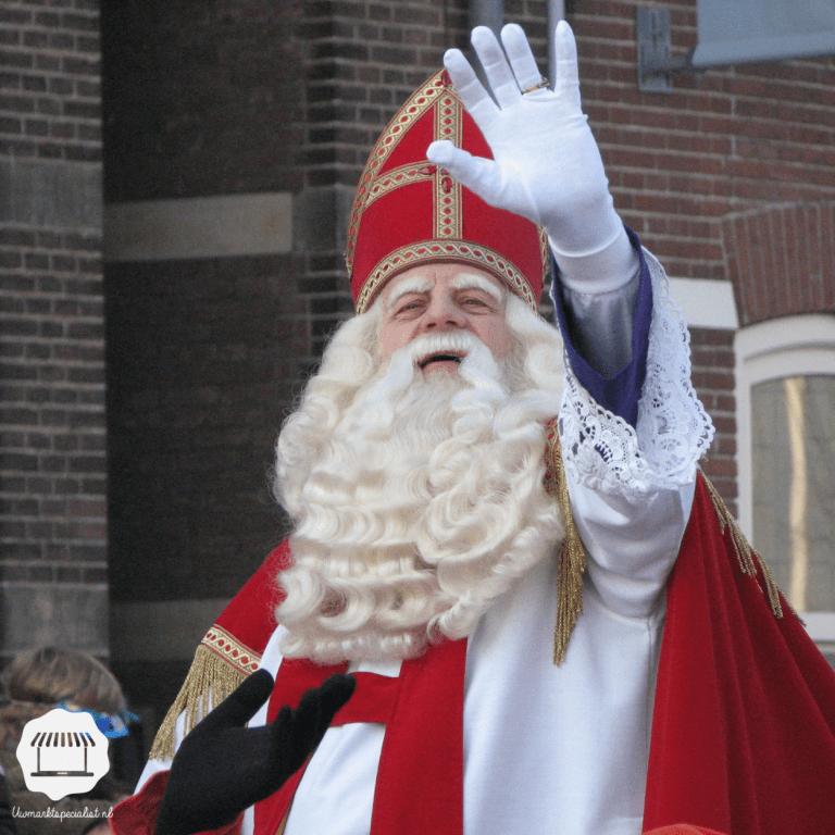 Hoe oud is Sinterklaas?