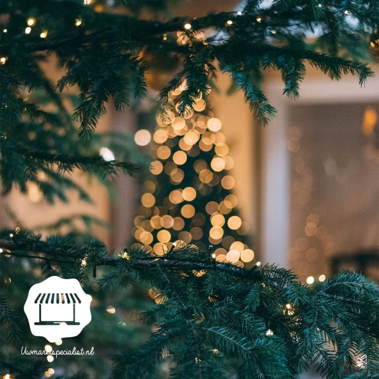 Winnaars kerstpakketten (4x) markten Almere