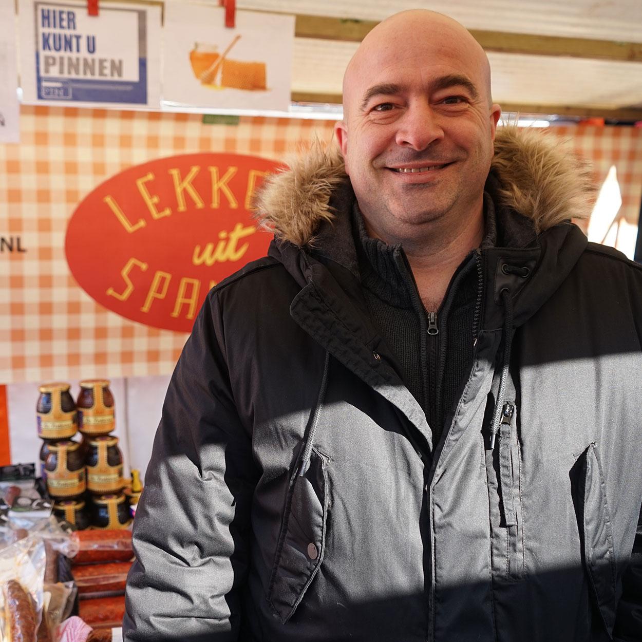 Crêped/Saucissed en Lekkers uit Spanje