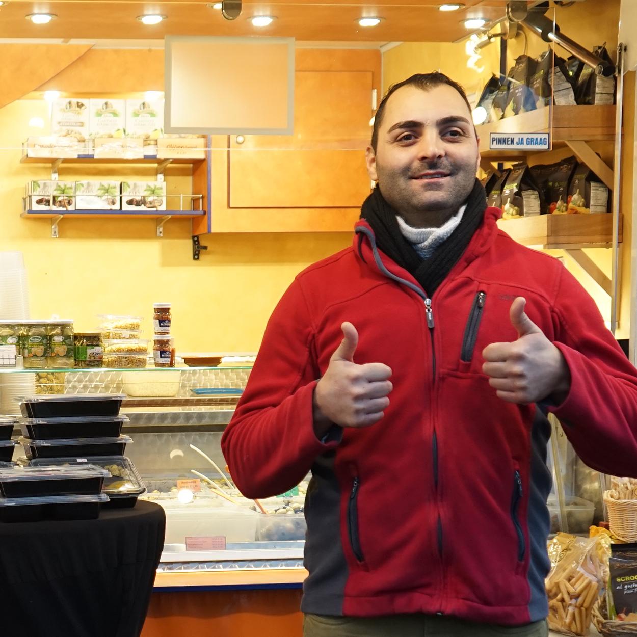 Anahit Griekse & Italiaanse delicatessen