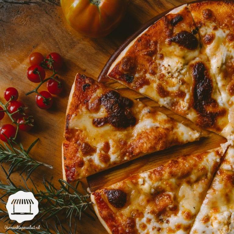 Internationale Pizzadag (met de kinderen)
