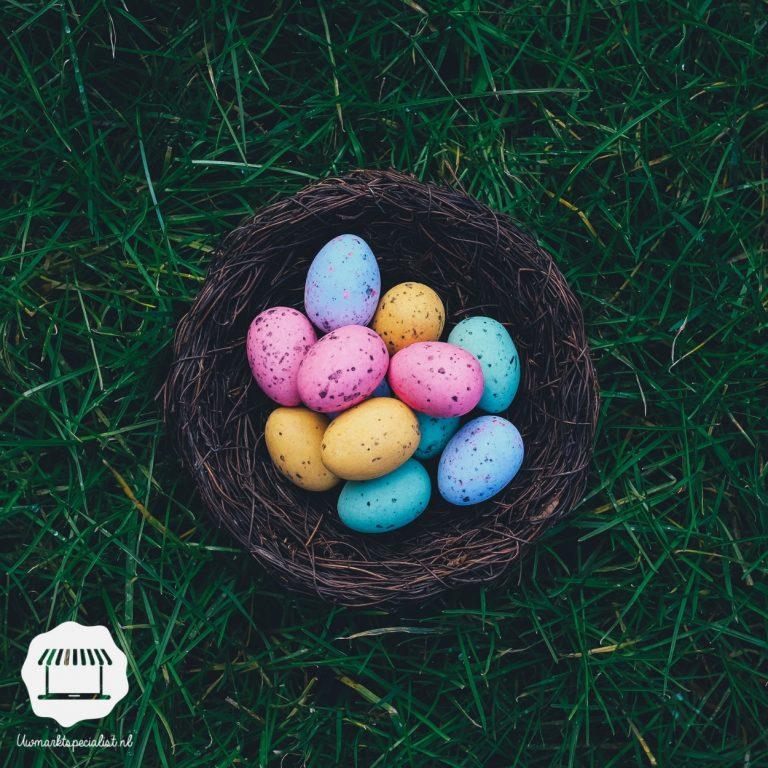 Het Koningsei: Maak eieren verstoppen nog spannender!
