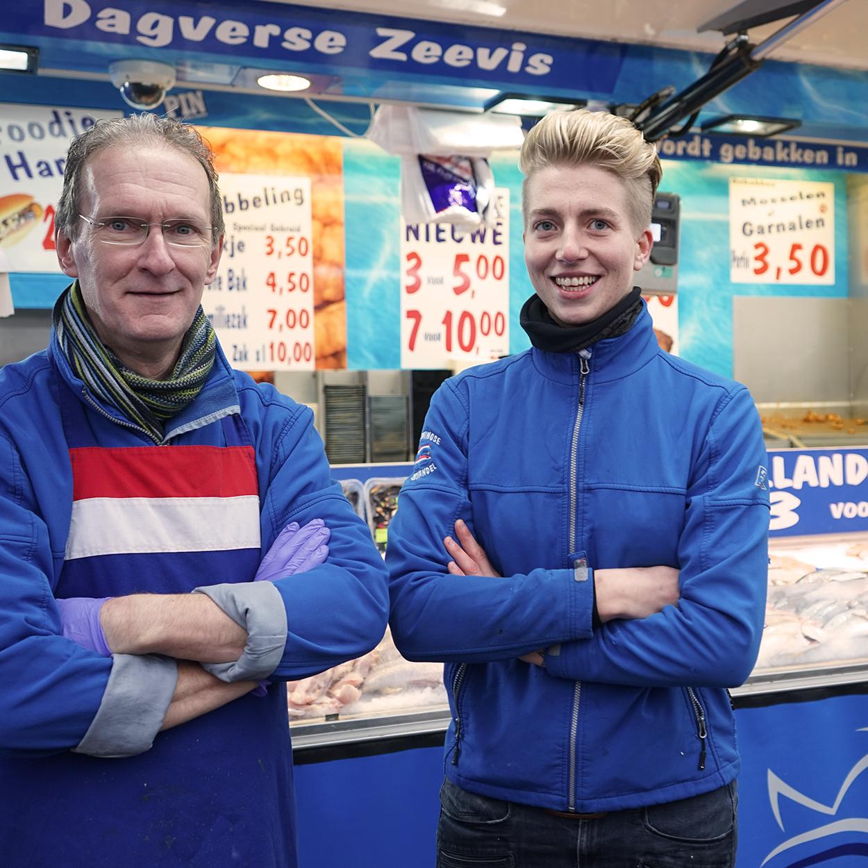 Scheveningse Zeevishandel