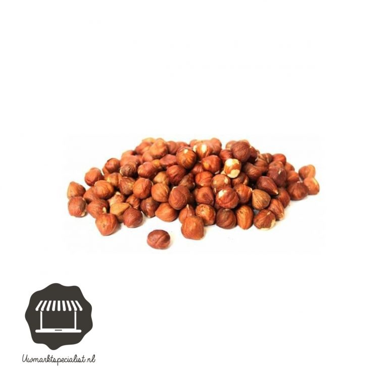 Bruine hazelnoten