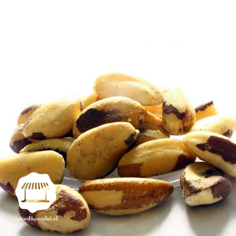 Heerlijke paranoten rijk aan selenium