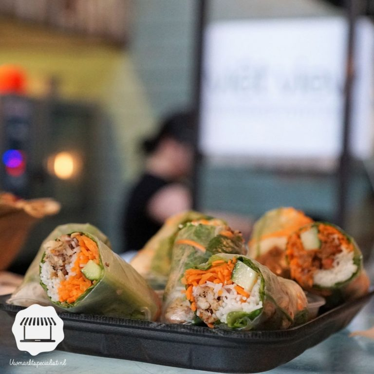 Spring(roll) is in the air op jouw favoriete markt!
