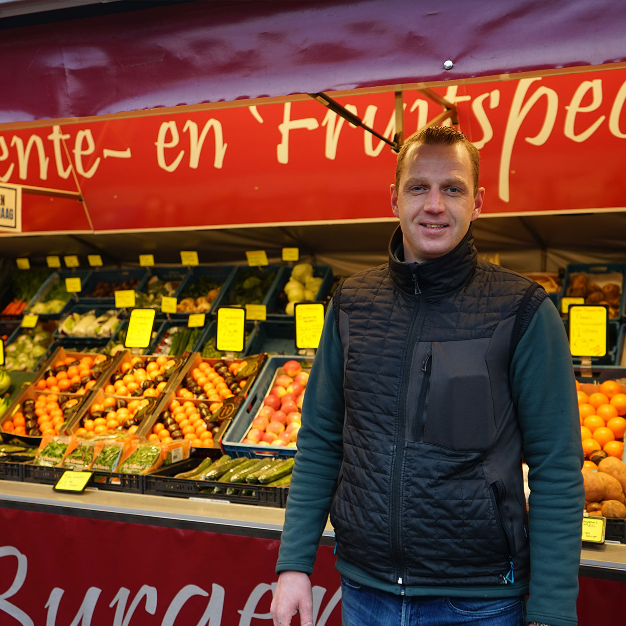 H. Burgers Groente- en Fruitspecialist