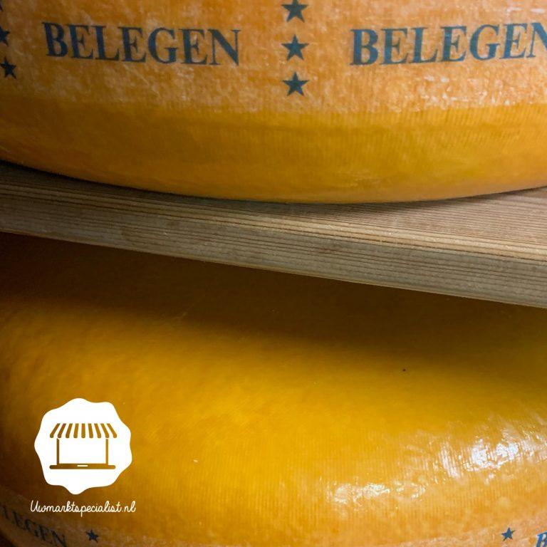 Noord-Hollands belegen kaas