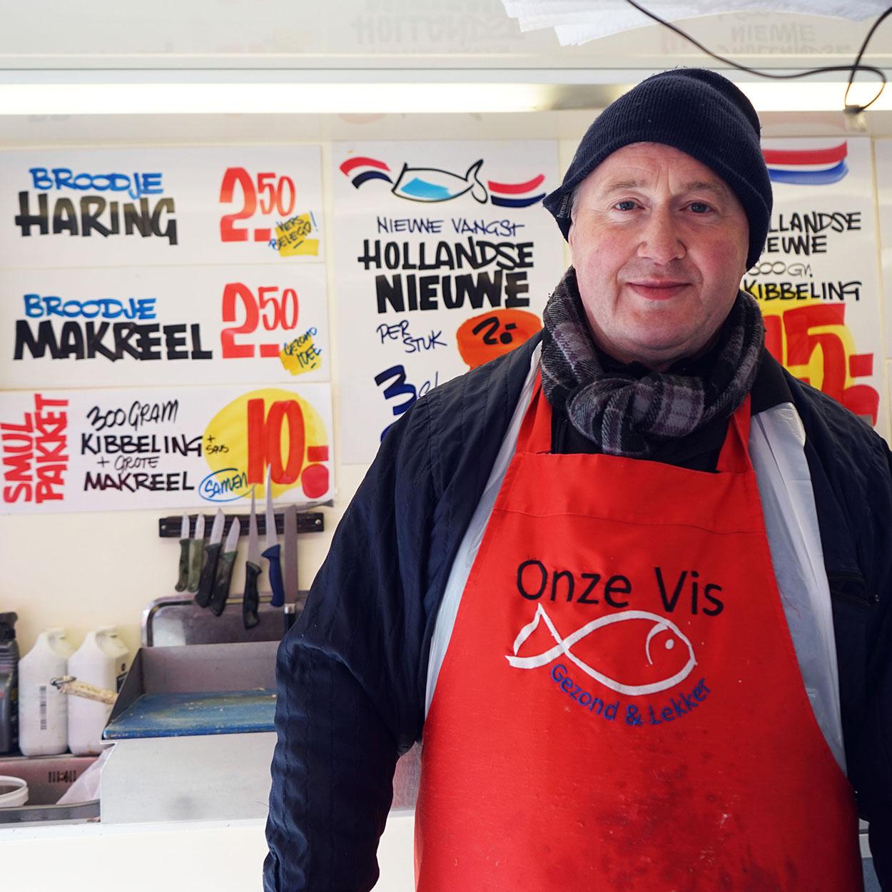 Bert Bos Vishandel
