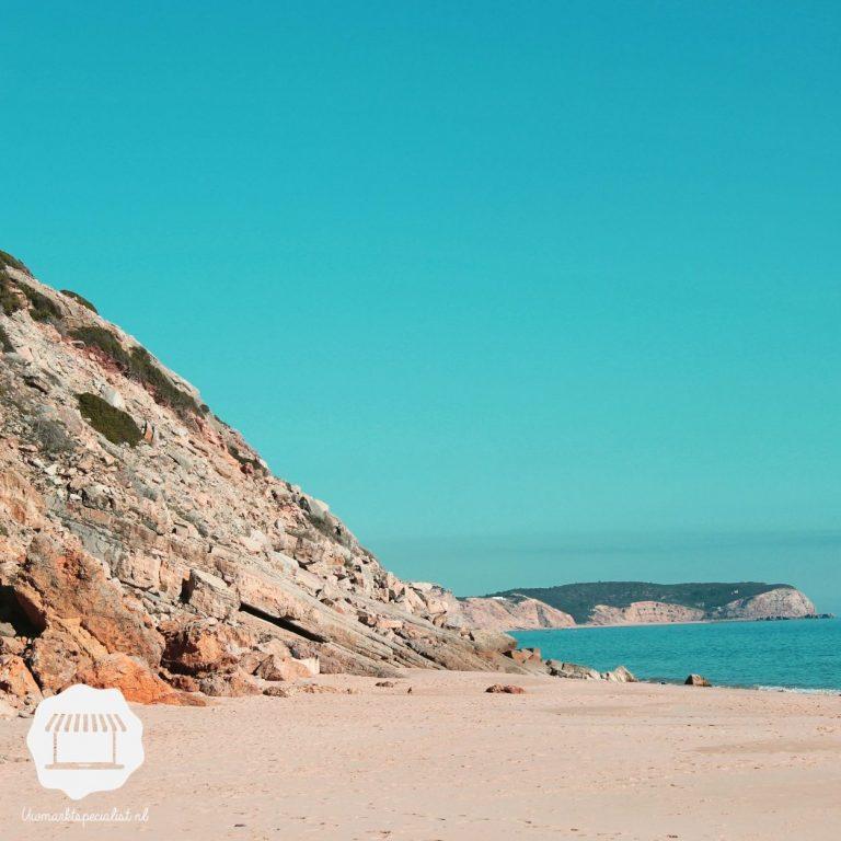 Op vakantie in de Algarve
