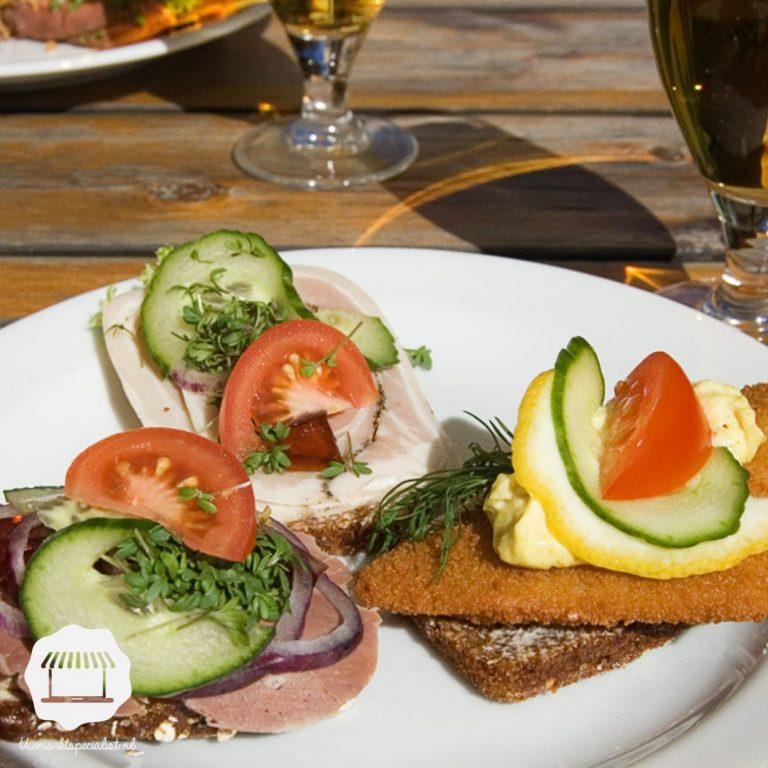 5 x Typisch Deense gerechten
