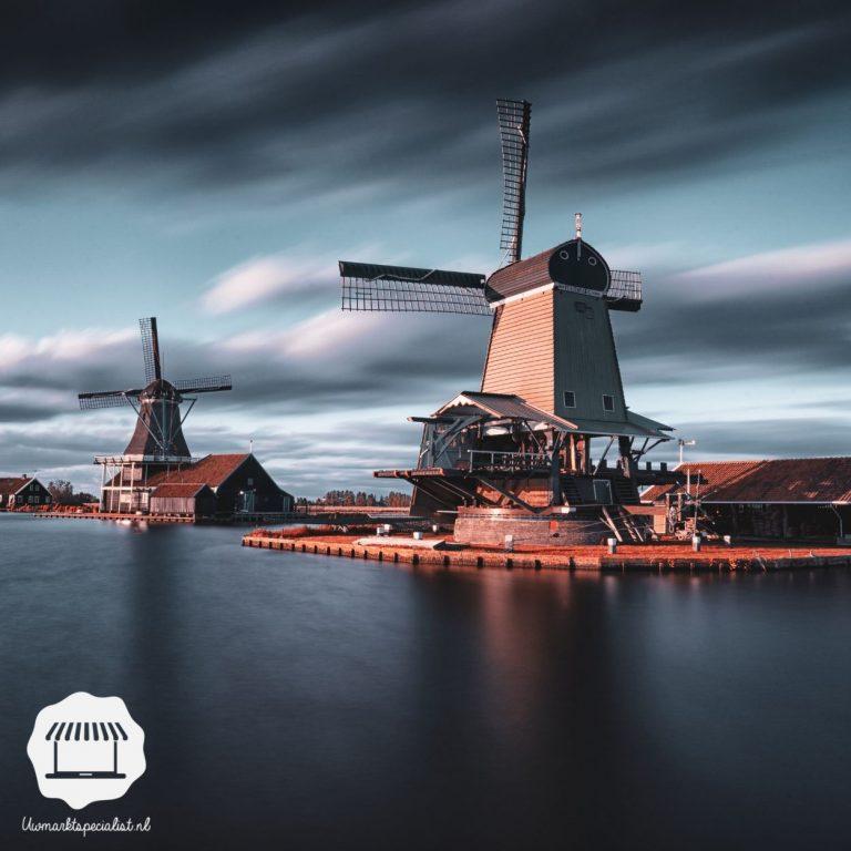 De wereld rond – Nederland