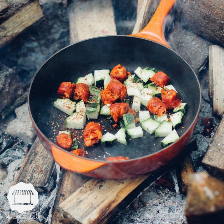 De 10 beste campinggerechten