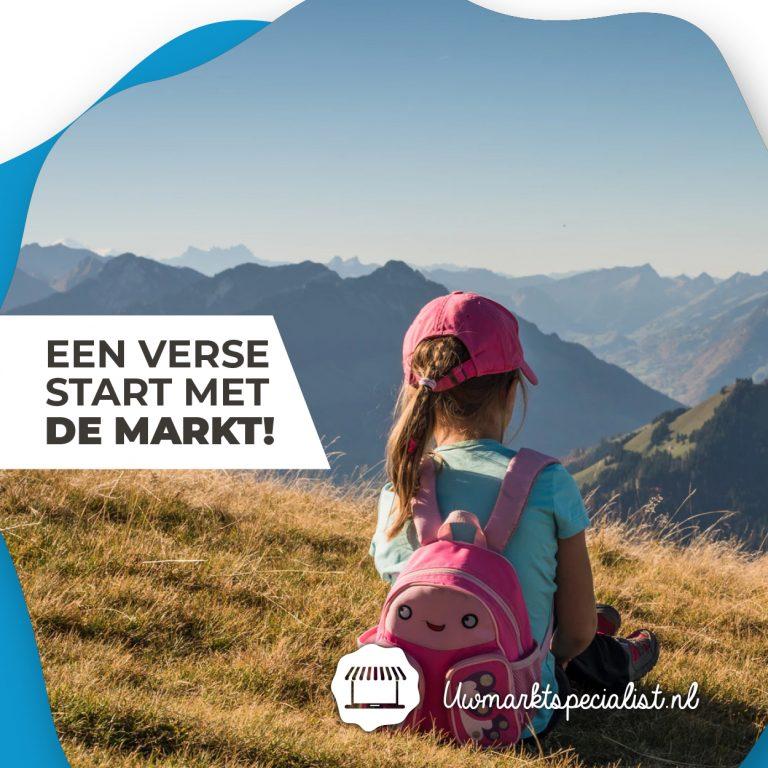 WIN een back to school rugtas (4x) | Markten Almere
