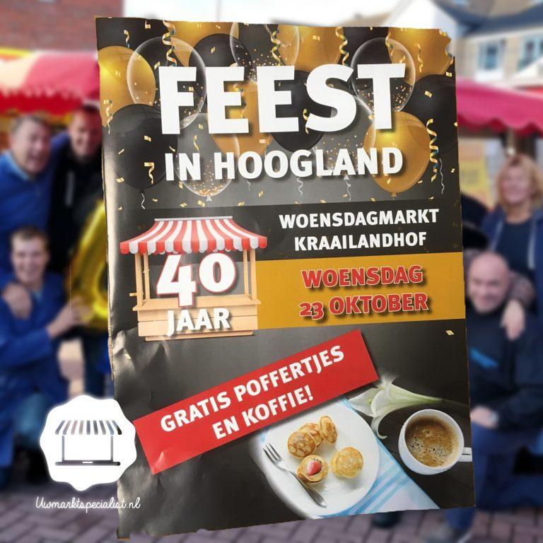 Folder markt Hoogland week 43