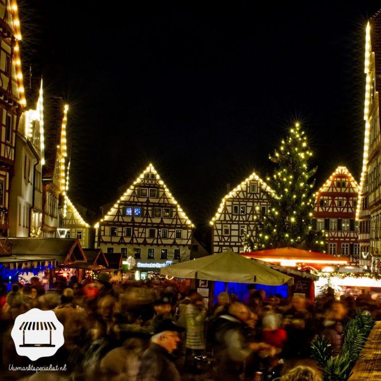 20x Kerstmarkten in Nederland