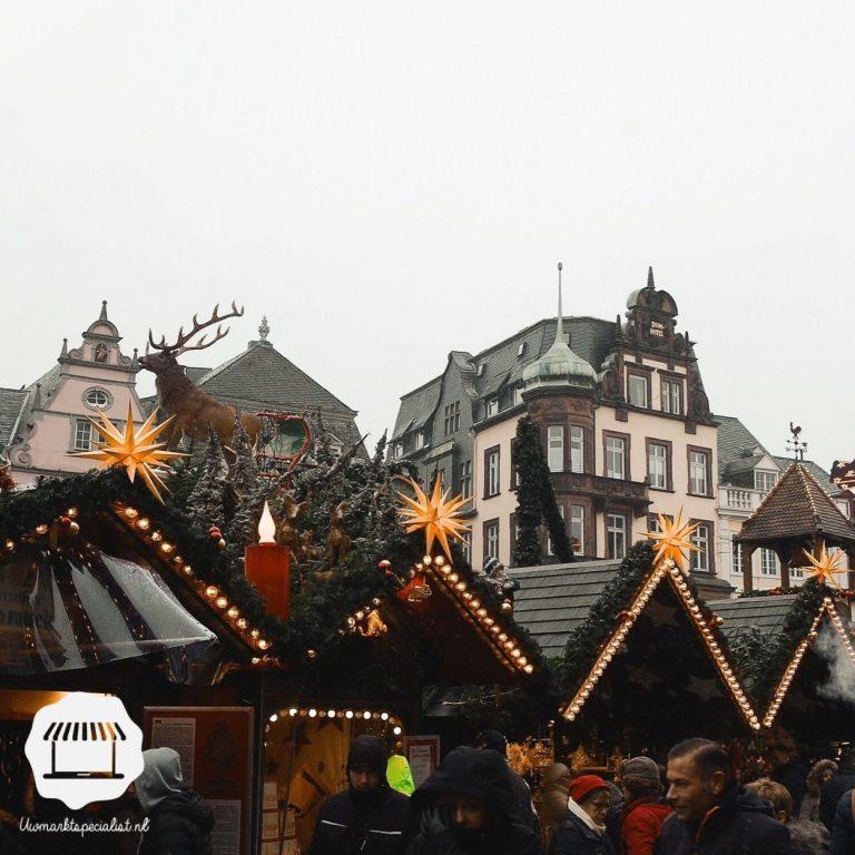10 x Kerstmarkten in België