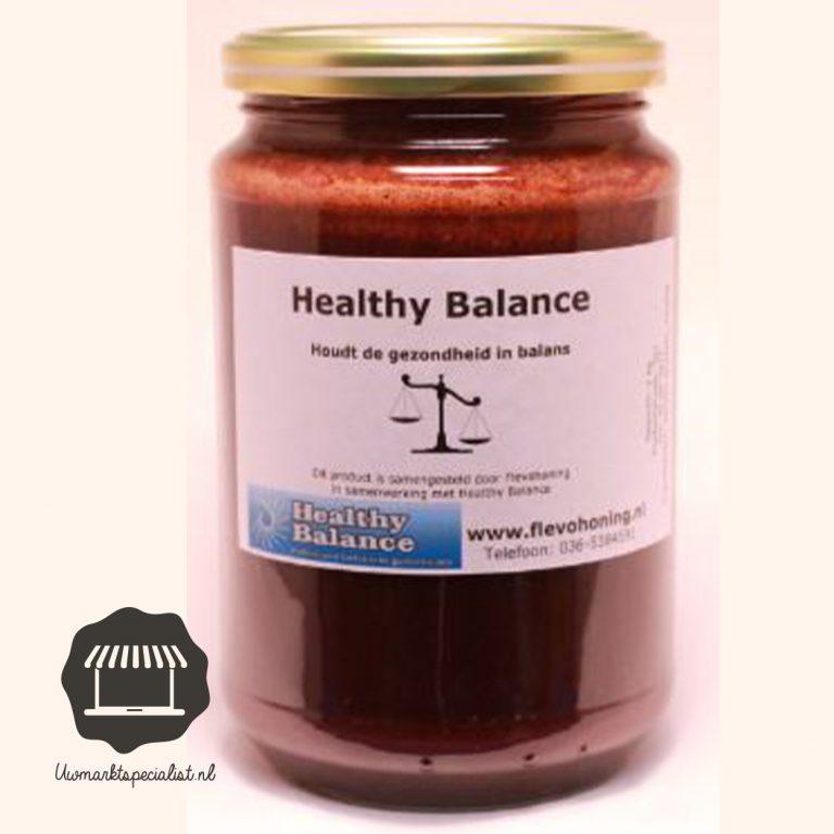 10% korting op alle Healthy Balance producten