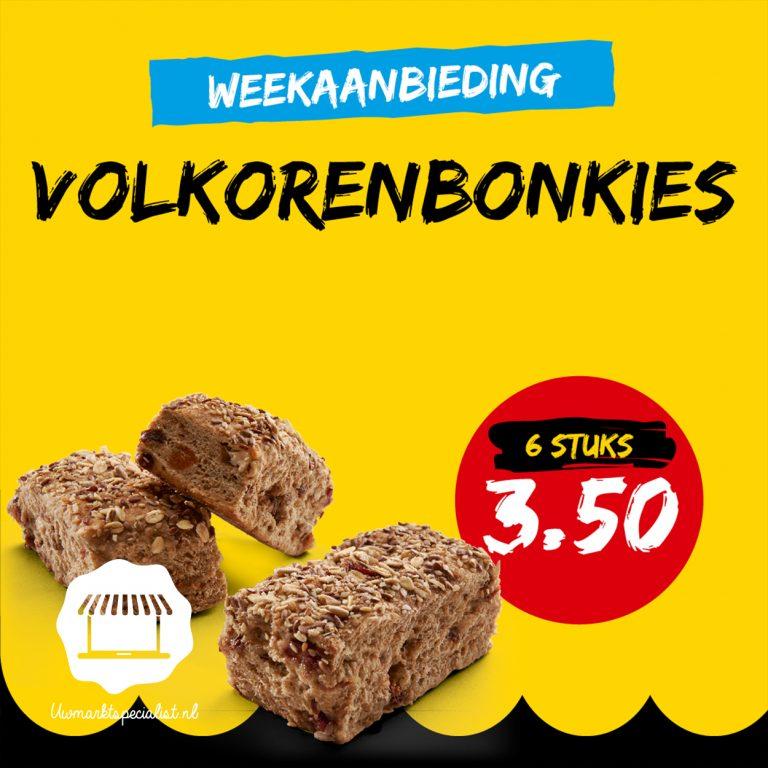 Volkorenbonkies