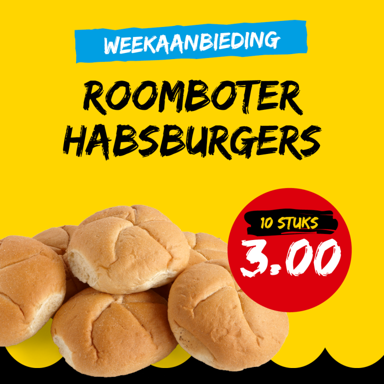 Roomboter habsburgers