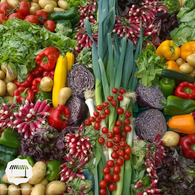 5 x vegetarische recepten | dagje zonder vlees
