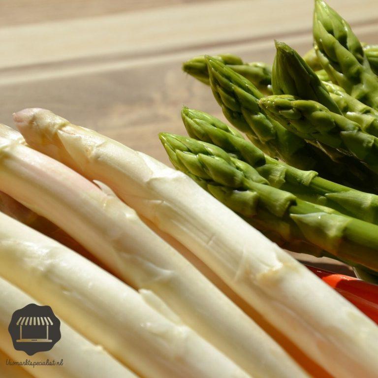 4 x Asperges – De lekkerste recepten