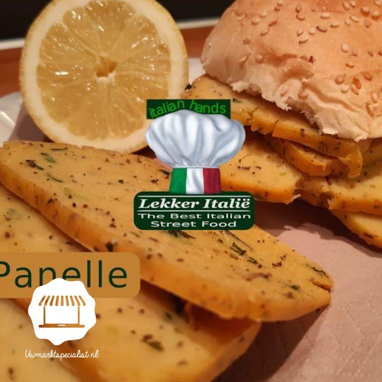 Torta Salata en Panella