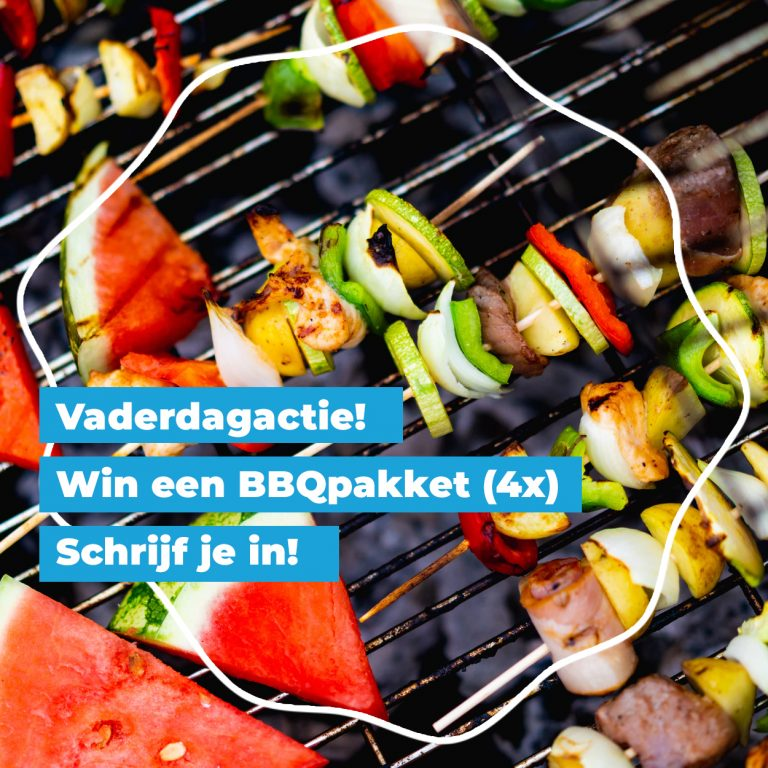 Vaderdag BBQ pakket actie (4x)   Almeerse markten