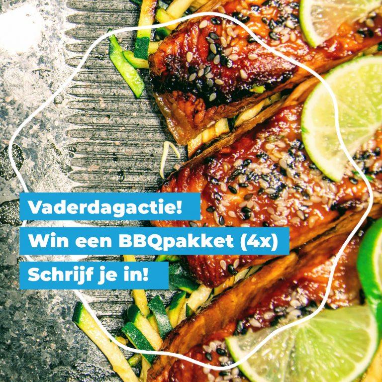 Vaderdag BBQpakket (4x) Amersfoortse markten