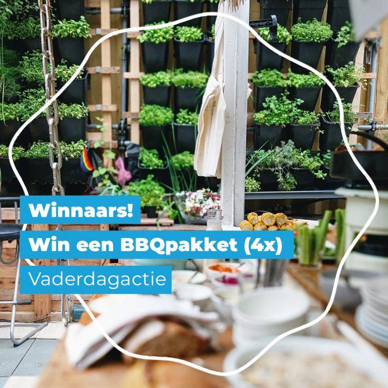 Winnaars Vaderdag BBQ pakket (4x) | Almeerse markten